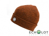 FOX CHUNK™ Beanie Hat Orange/Black Marl шапка
