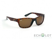 Fox Chunk™ Tortoise Frame/Brown Lens Sunglasses очки солнцезащитные