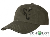 FOX Green & Black Baseball Cap бейсболка