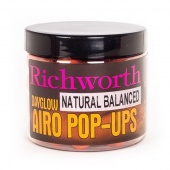 Плавающие бойлы Richworth Airo Pop-Up Natural Balanced 15mm