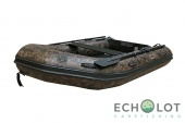 FOX Camo Inflable Boat - Air Deck Black 2.4m Camo (Лодка надувная)