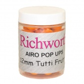 Плавающие бойлы Richworth Airo Pop-Up 12mm Tutti Frutti (Тутти-Фрутти)