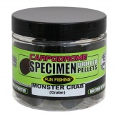 Просверленный пеллетс Fun Fishing Drilled Pellets Monster Crab (Монстр Краб) 15mm. 80g.