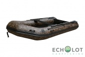 Fox 320 Inflatable Camo Boat - Aluminium Floor (Лодка надувная)