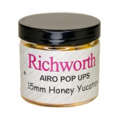 Плавающие бойлы Richworth Airo Pop-Up 15mm Honey Yucatan (Мёд)