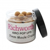 Бойлы плавающий Richworth Airo Pop-Up Moule Crabe (Ракушка и Краб) 15mm.