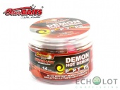 StarBaits Hot Demon Pop-tops 14mm., (острые специи), бойлы нейтральной плавучести